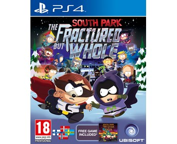 PS4 SouthPark Fractured but Whole