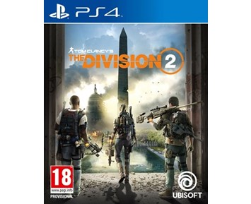 PS4 The Division 2