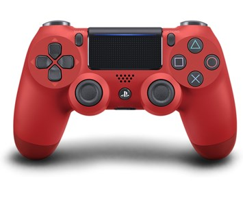Sony PS4 DualShock 4 v2 Magma Red