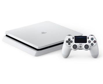Sony PlayStation 4 50GB F White