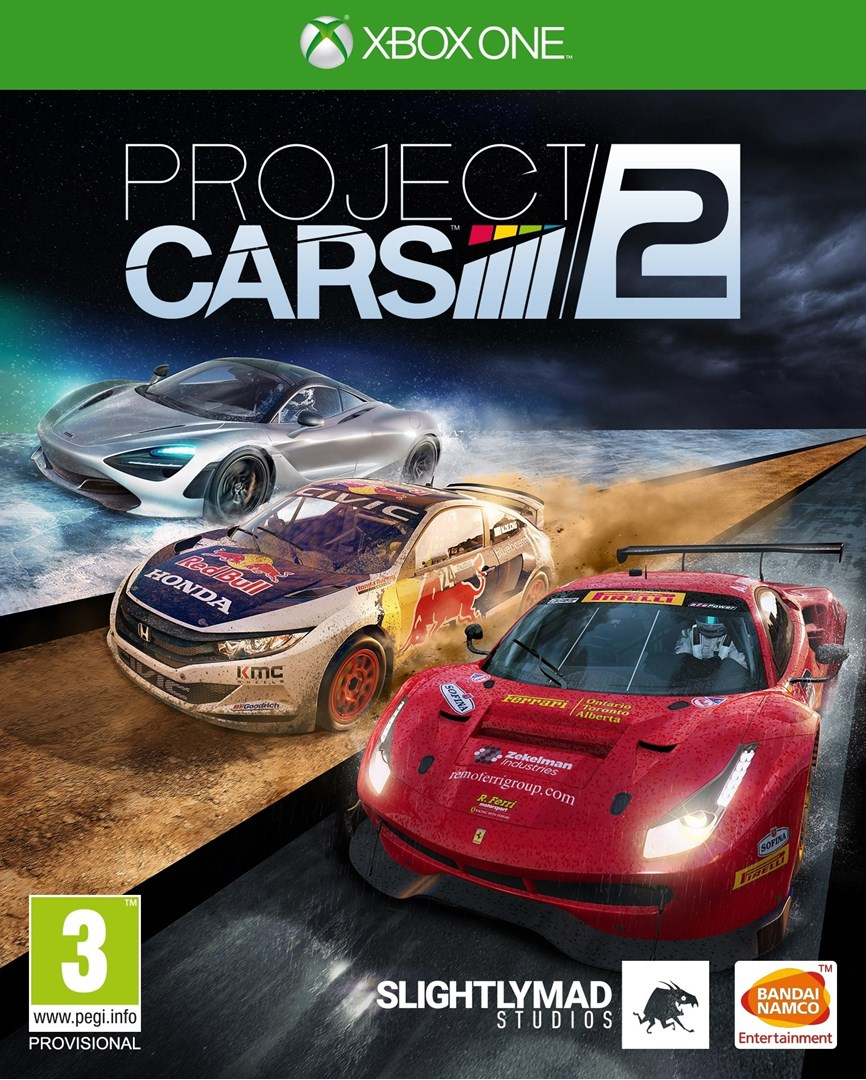 xbox one project cars 2 project cars 2. Black Bedroom Furniture Sets. Home Design Ideas