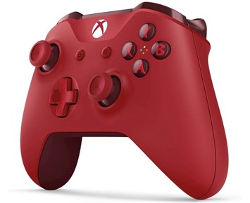 Microsoft Xbox One Wireless Controller Red SE