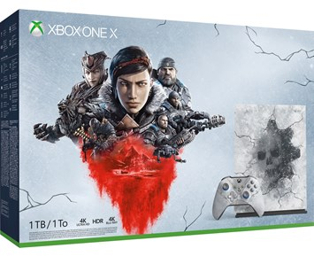 Microsoft Xbox One X Gears 5 Limited Edition
