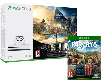 Xbox One S 1TB + Far Cry 5