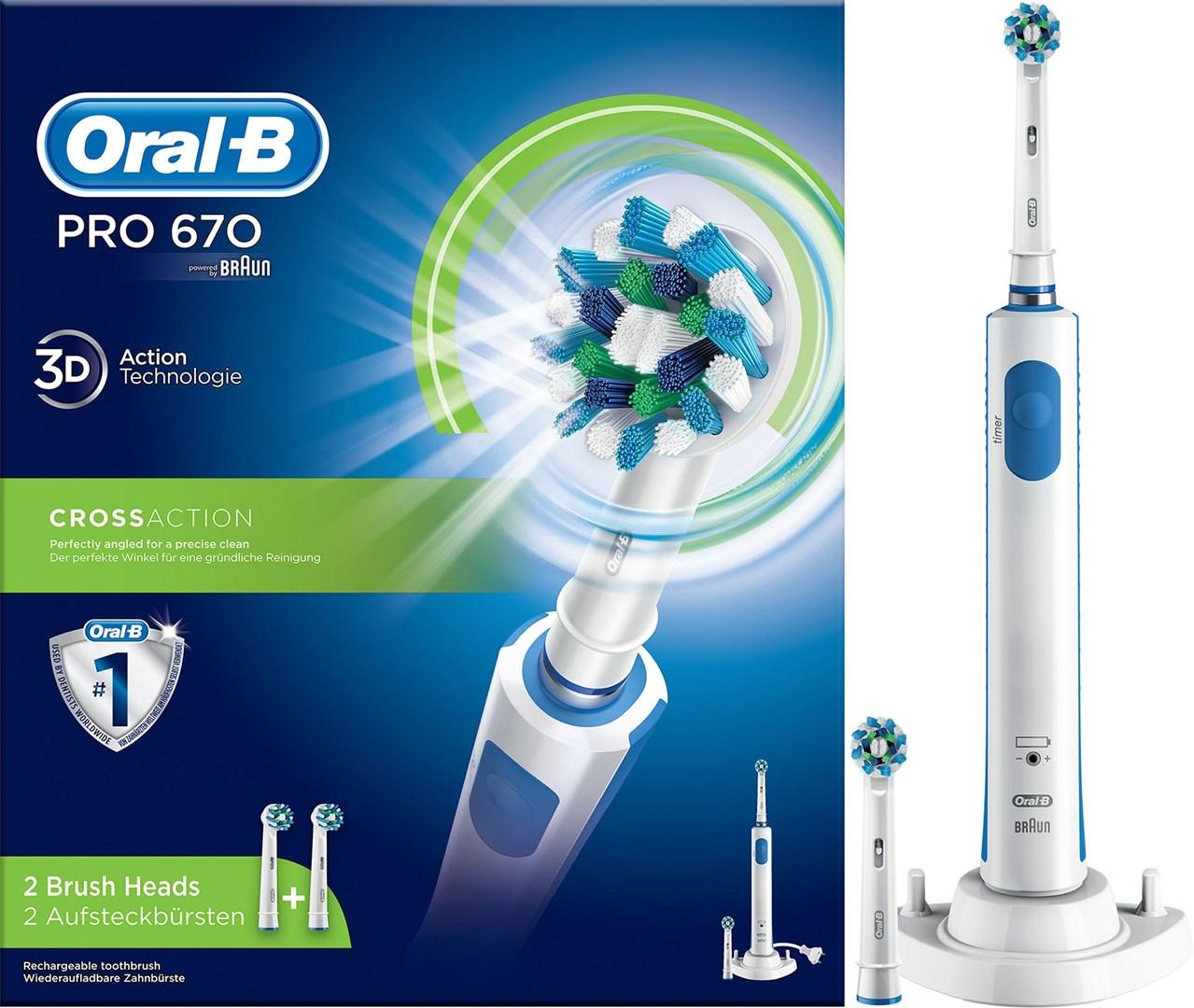 Eltandborste - vitare och friskare tänder - NetOnNet - NetOnNet 63a9910686b72