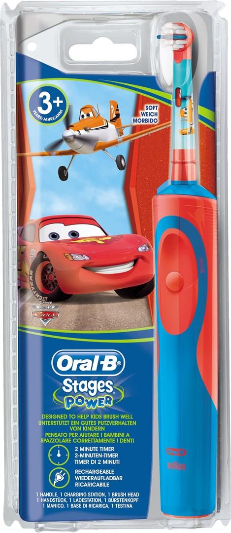 eltandborste oral b vitality