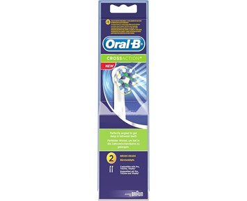 Oral-B CrossAction 2ct