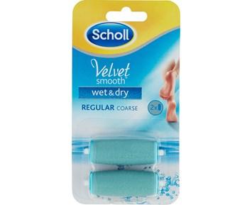 Scholl Velvet Smooth W&D Refill