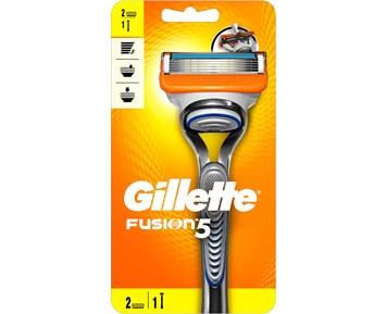 Gillette Fusion5 Promo