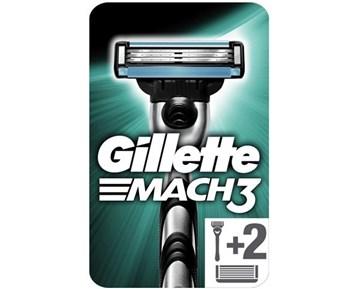 Gillette Mach3 Promo