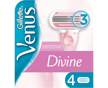Venus Divine Sensitive 4-pack blades