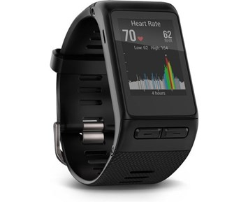 Garmin Vívoactive HR Black