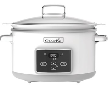 Crock-Pot 5,0L Induktion Vit