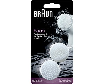 Braun 89SPA facial refill