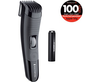 243039 4timmars 43213560100. remington mb4130gp professionell skäggtrimmer  i paket med strömbank 69f245d8c6caa