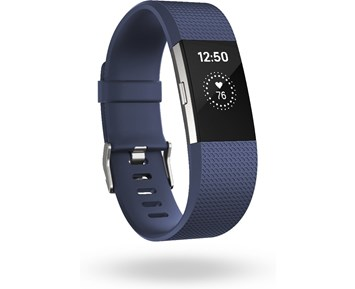 Fitbit Charge 2 Blue Large