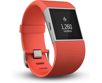 Fitbit Surge Tangerine Small