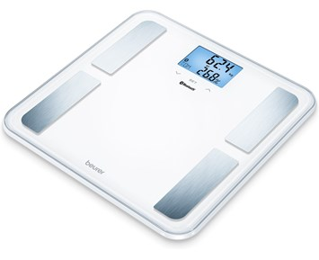 Beurer Bodyscale BF 850 White