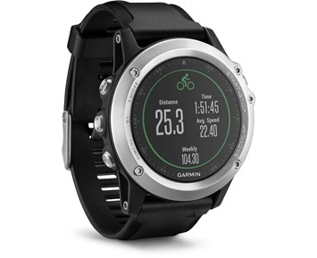 Garmin Fenix 3 HR Black