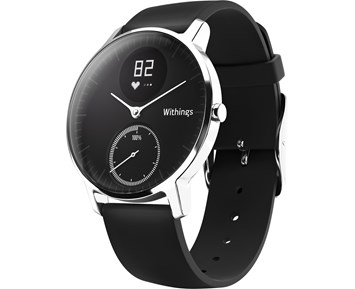 Withings Activité Steel HR 36mm