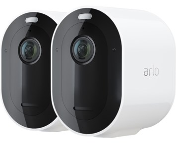 Arlo Pro 4 2-Pack White