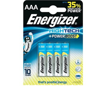 Energizer Lr3/Aaa/4-Pack/Ht