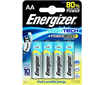 Energizer Lr6/Aa/4-Pack/Ht