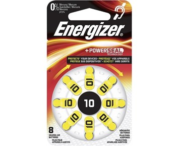 Energizer Zincair 10Dp-8