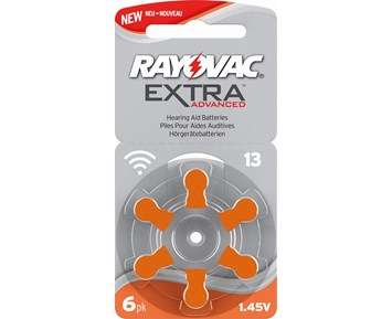 Rayovac AC13 extra advanced