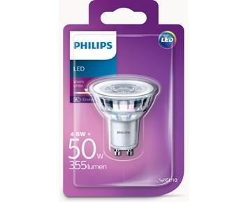 Philips Led spotlight 50W GU10 warm