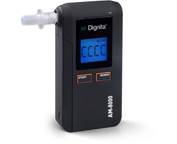 Dignita Breathalyzer AM-8000