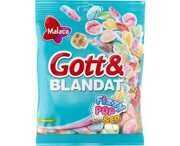 Cloetta Gott & Blandat FizzyPop 700gr