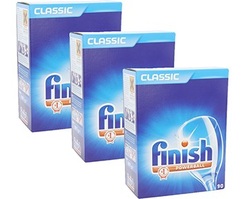 Finish Powerball Classic 90p 3 Paket