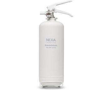 Nexa Brandsläckare vit 2kg