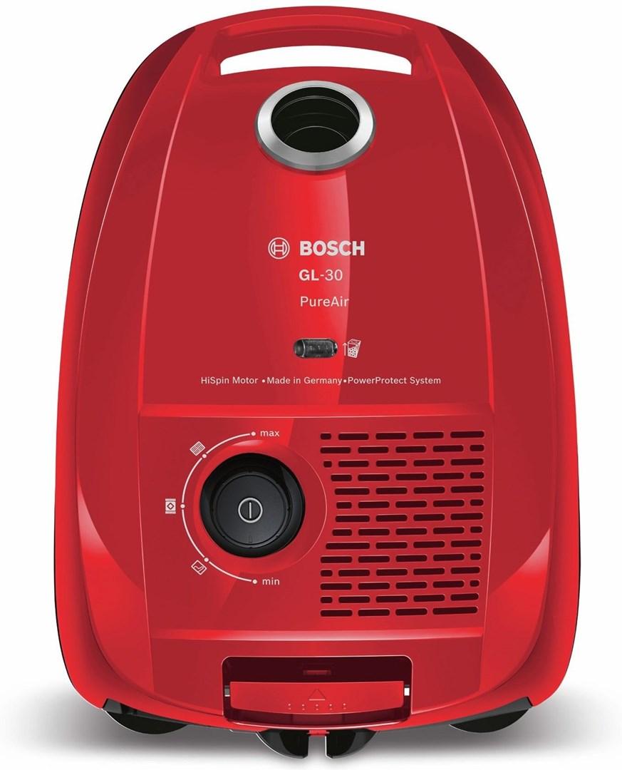Helt nya Bosch GL-30 PureAir BGL3A222 - Kompakt dammsugare som är effektiv MR-07