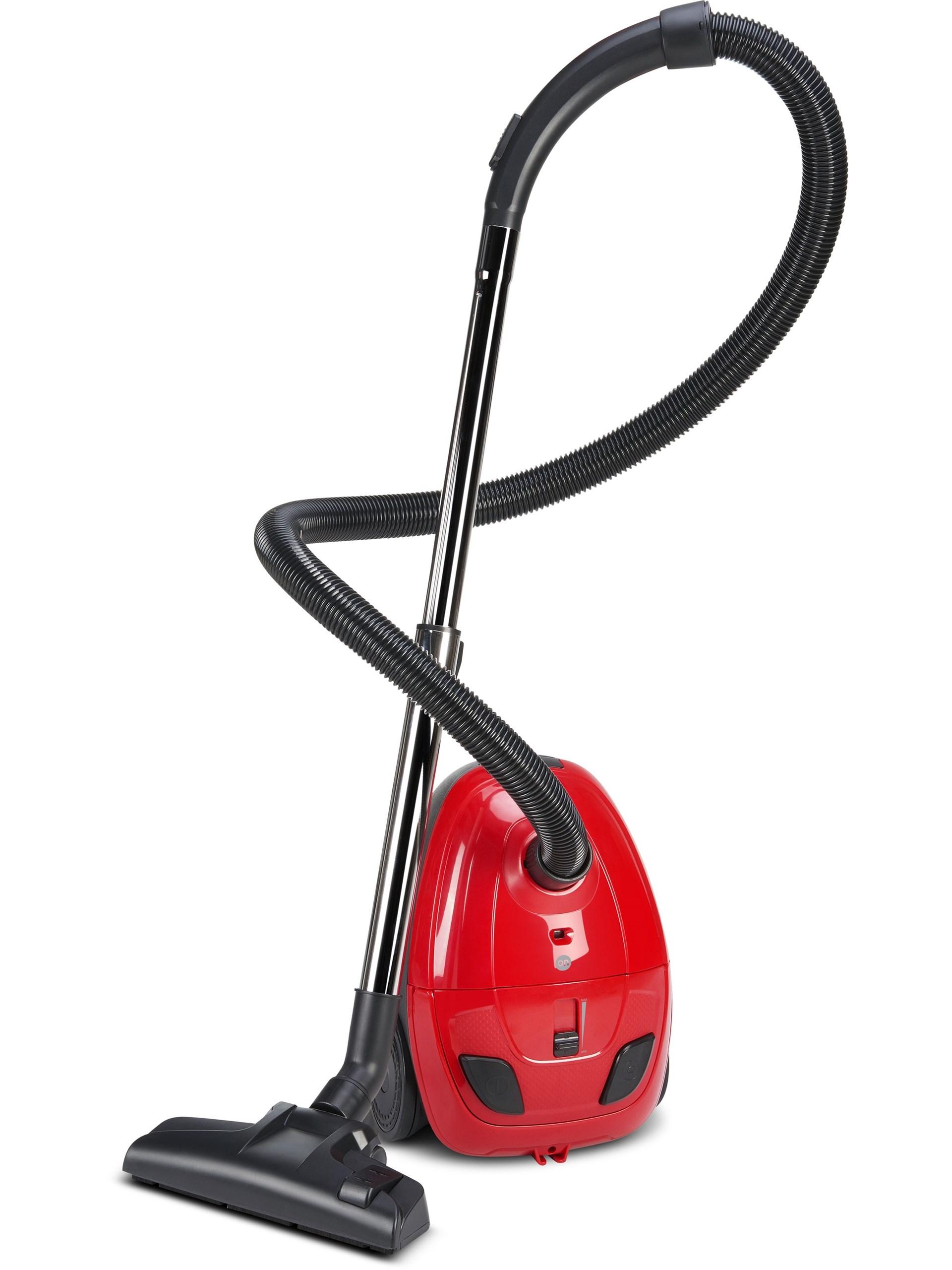 Fräscha ON Vacuum Cleaner 10 - Kompakt dammsugare med justerbar sugeffekt BJ-03