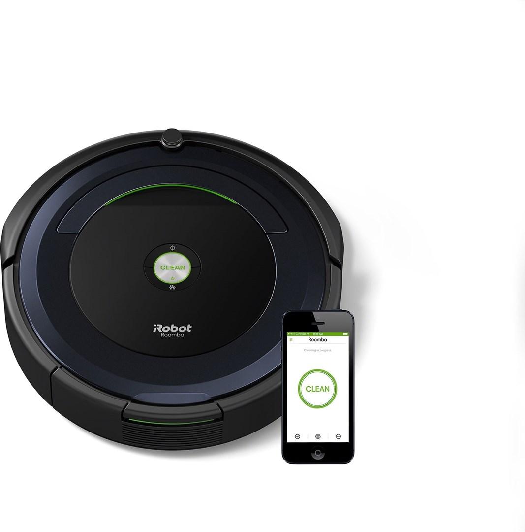 iRobot Roomba 695 - Robotdammsugare för smart och enkel rengöring d7144bd338178