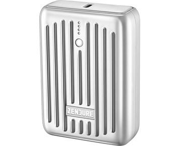 Zendure Supermini portable charger 10000 mAh Silver