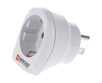 SKROSS Country adapter USA