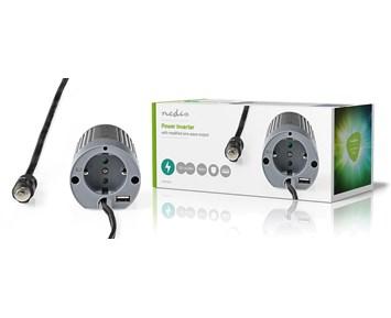 Nedis Power Inverter 12-230V/100W