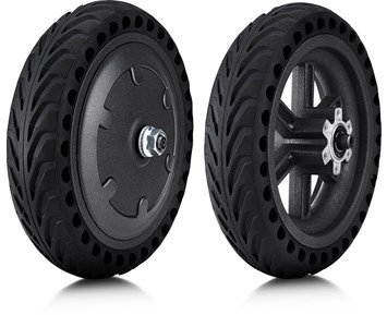 Andersson E-Scooter 3000/3100 Flat Free Wheel Set