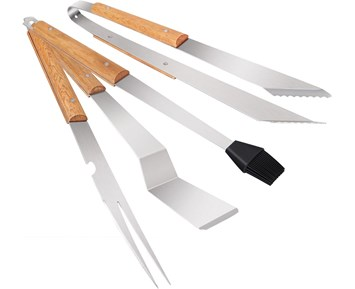 Austin and Barbeque AABQ BBQ Tool set