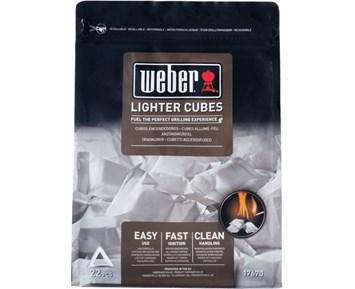 Weber Lighter Cubes 22pcs