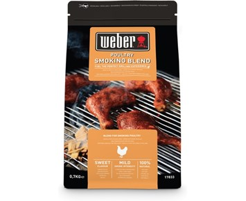 Weber Smoking Wood Chips Blend Chicken
