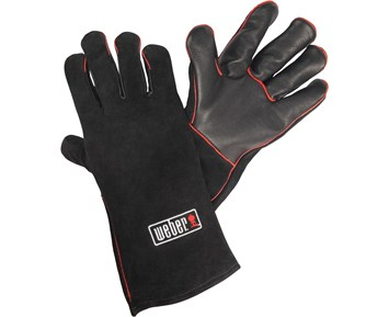 Weber Soft Touch Leather Gloves