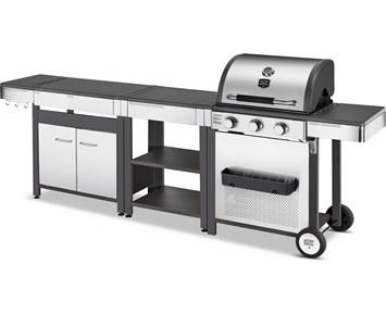 Austin and Barbecue Utekök 3 brännare