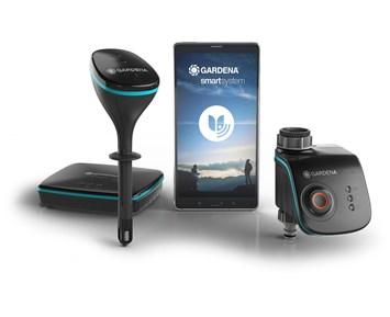 Gardena Smart kit komplett