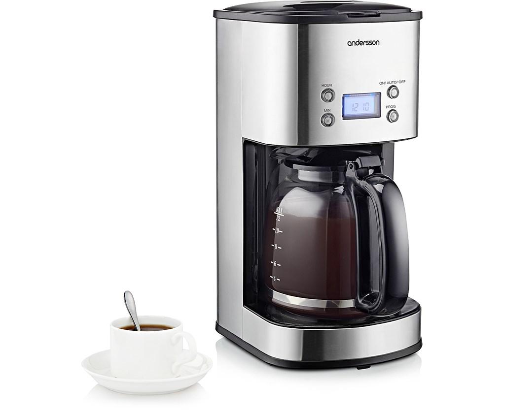Kanon Kaffebryggare - njut av en kopp nybryggt kaffe - NetOnNet - NetOnNet IK-31