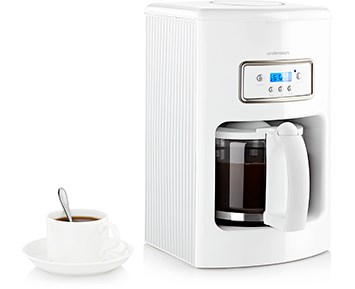 kaffebryggare med automatisk avstängning
