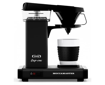 Moccamaster Cup One Matt Black 0,33 L